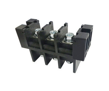 High Rated Current Terminal Block Connector M8 Steel PBT 1*03P 5G Tower Base Station