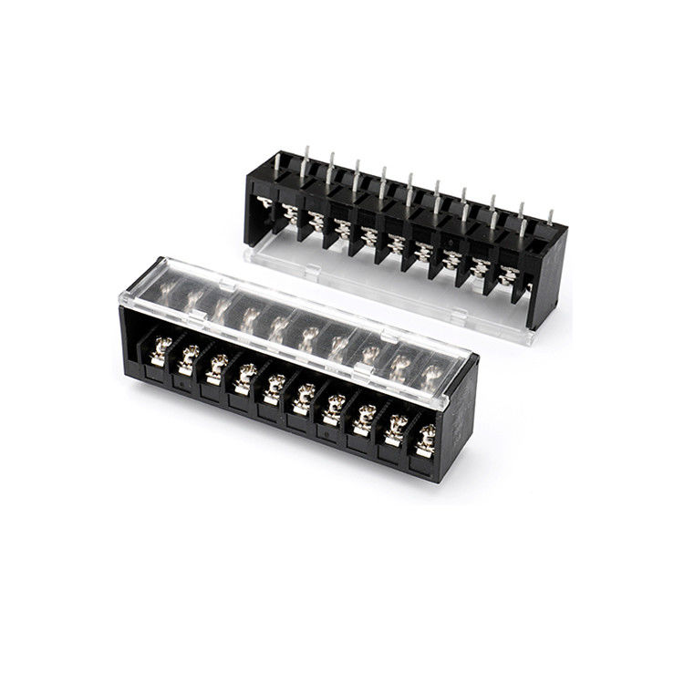 Dual Row Barrier Terminal Block Connector 2*10P DIP Produced By Automatic Working Lines